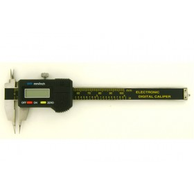 "Digital Gauge Measures Up To 4"" Both Inside And Out"