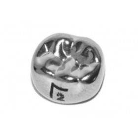 Primary Molar Crown Stainless Steel D-Ll-2 5/Box