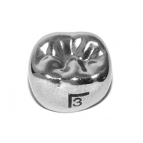 Primary Molar Crown Stainless Steel D-Ll-3 5/Box