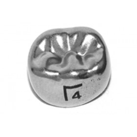 Primary Molar Crown Stainless Steel D-Ll-4 5/Box